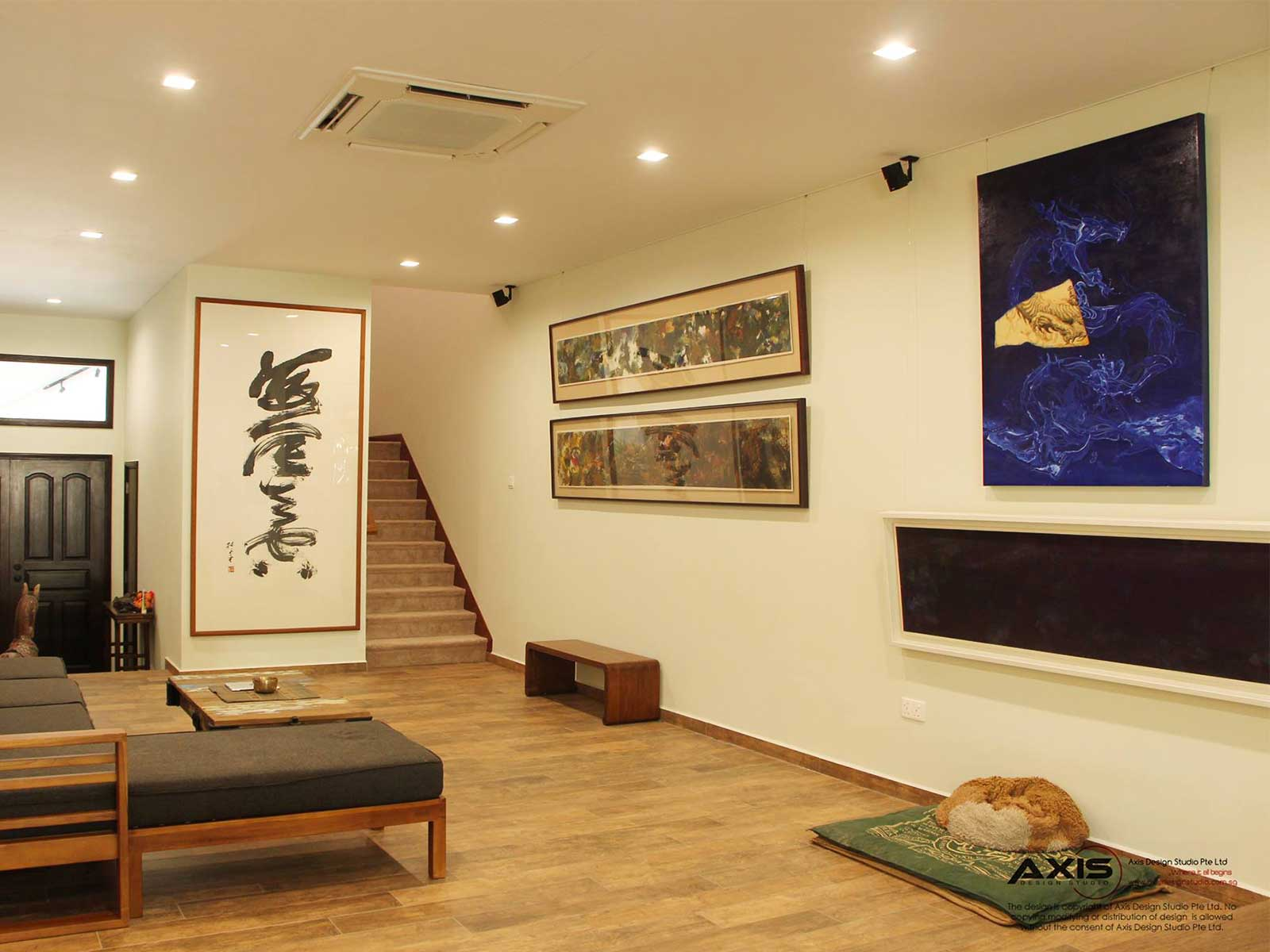 Home with Chinese Art