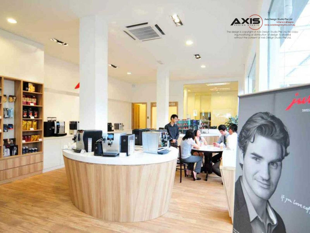 RICMAS KL Showroom